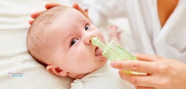 Čišćenje bebinog nosića