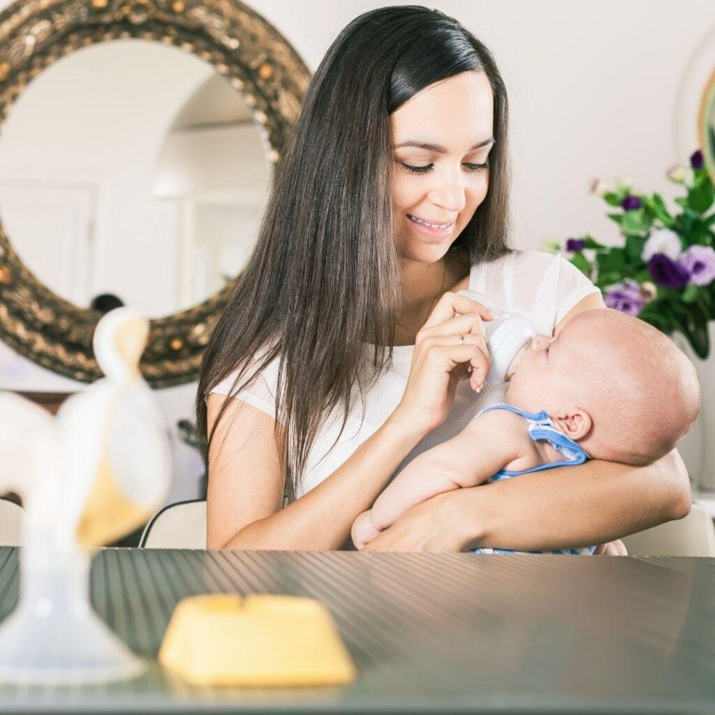Ishrana prevremeno rodjene bebe