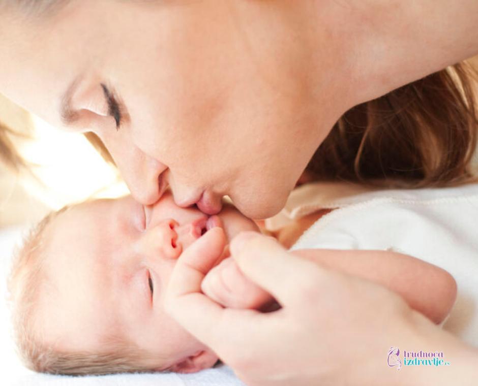 Kako i Kada Dojiti Bebu (2)