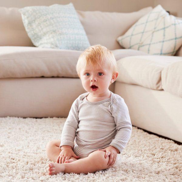 Moja Beba Sedi - Kako Beba Treba da Savlada Sedenje