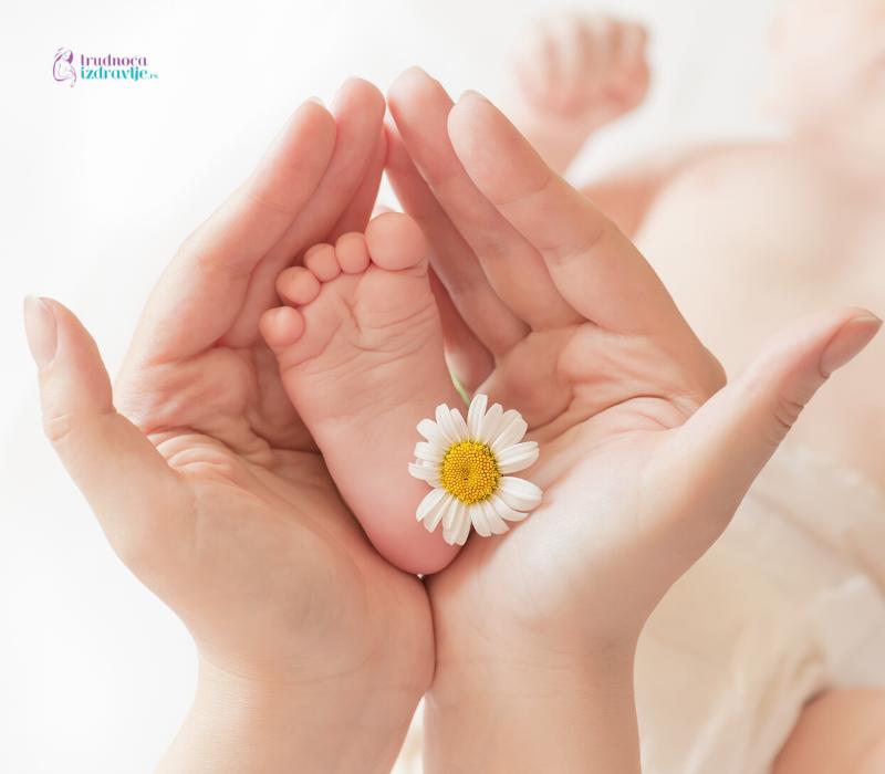 Ojed kod beba, pelenski osip (1)