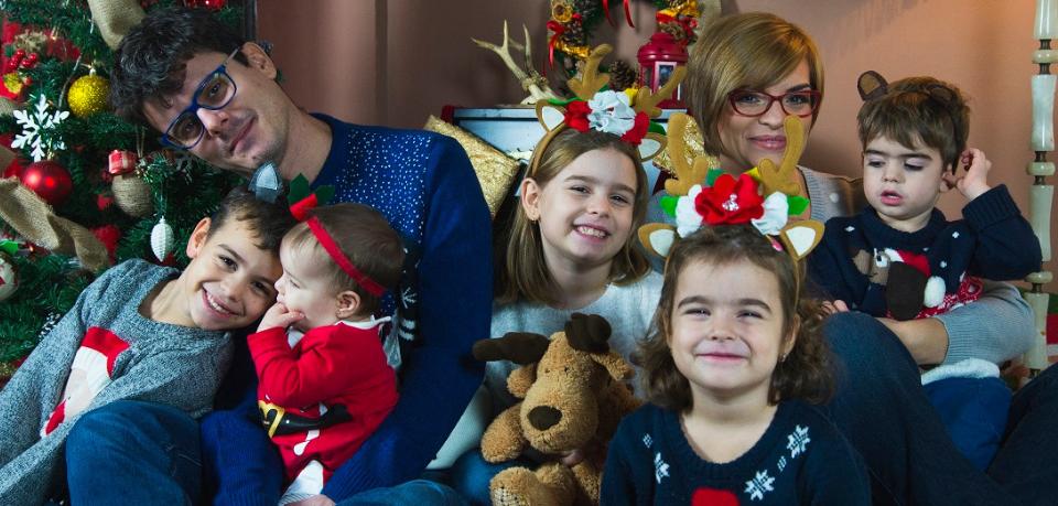 Milena Kostić, kreativna mama: Kako sam se opredelila da imam petoro dece?