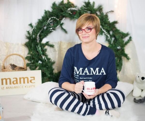 Kreativna mama Milena Kostić