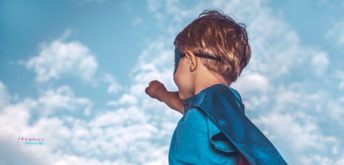 Dete koje gospodari svojim unutrašnjim svetom