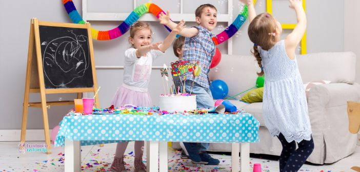 Nezaboravna druženja na rođendanu kod kuće!