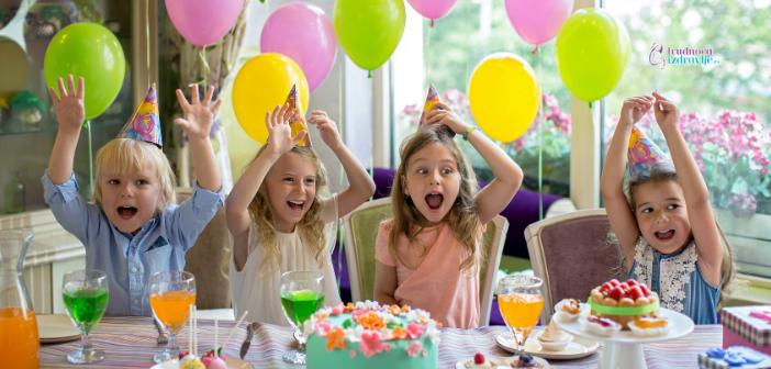Dečiji rođendan, rođendani koji se pamte