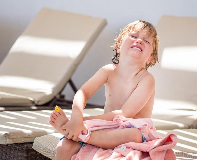Šta treba uraditi kada se dete poseče (2) – kopija