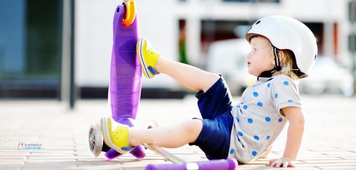 Šta uraditi kada se dete poseče?