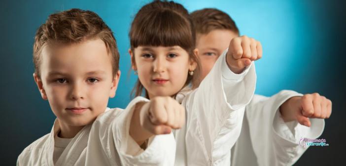 Karate i mala deca (2)
