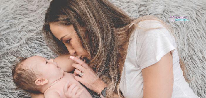 Kako izgraditi bliskost sa bebom (3)