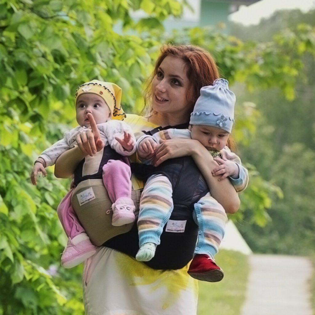 Dve bebe – dva puta više straha, dva puta više osećanja krivice, dva puta više preispitivanja.