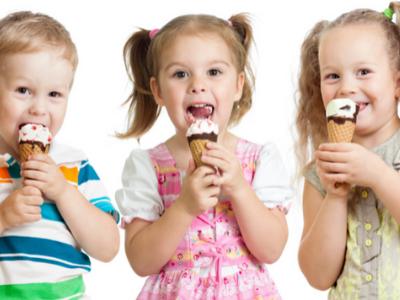 Sladoled mali obrok za decu (2)
