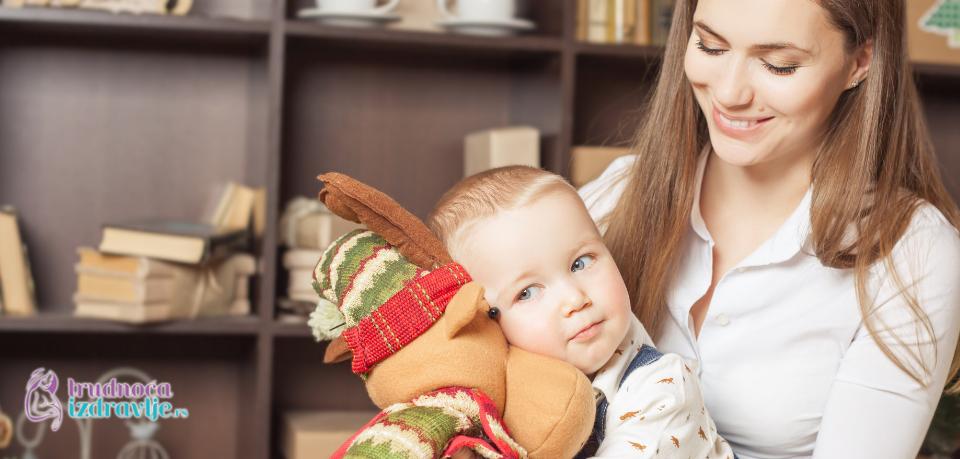 Sačuvani dragi predmeti-uspomene su dragocene uspomene na odrastanje deteta.