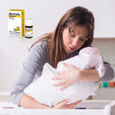 Probiotici za bebine grčeve i imunitet