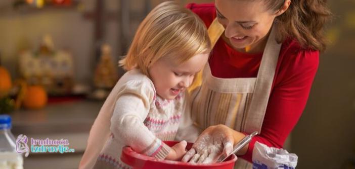 Fizički poslovi oko bebe i strahovi i brige oko bebe, su često uzrok velikog stresa u majčinstvu