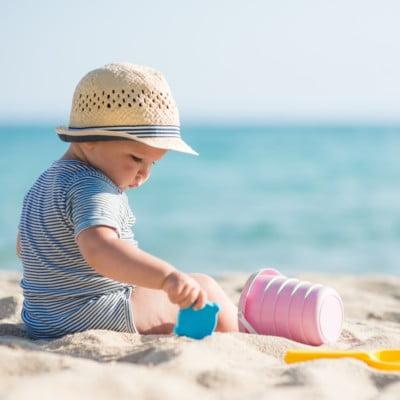 Zaštita kože beba od sunca