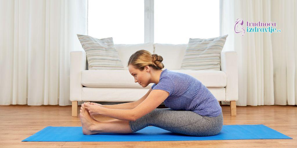 Mišići karličnog dna i vežbanje su značajni u svakom periodu života žene.
