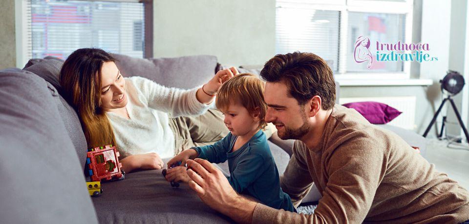 Sa malom decom zaboravi na sređen stan, moj recept je odlično je ako je dovoljno dobro (3)