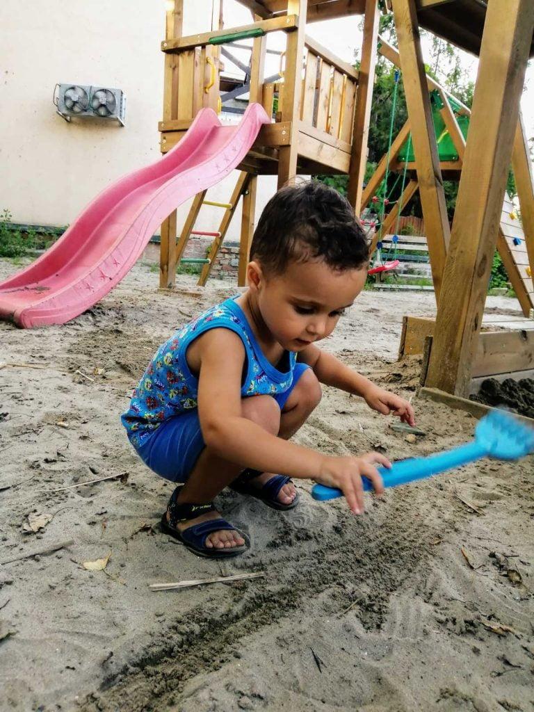 Svakodnevne aktivnosti deteta mogu pomoći u lečenju deformiteta stopala (4)