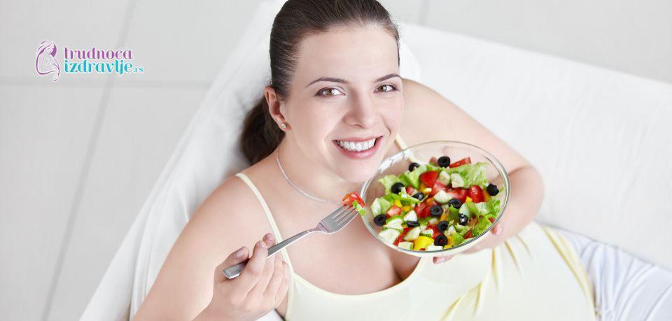 Gestacijski Dijabetes i Ishrana