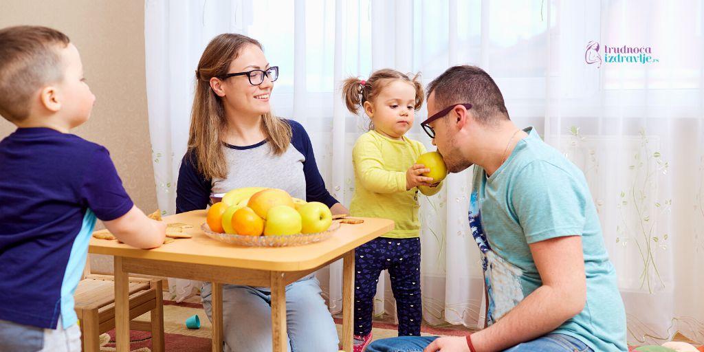 Zadatak roditelja je da jednog dana ne budu neophodni detetu.