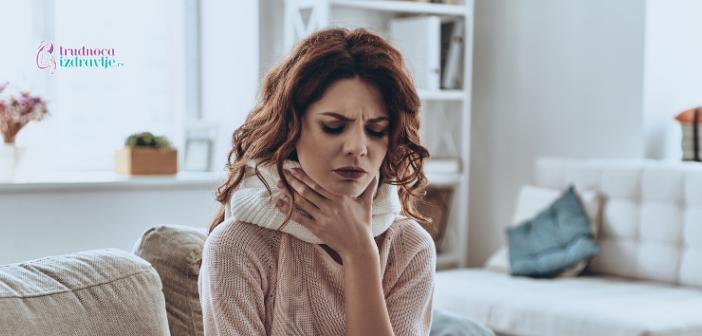 Simptomi i kako se leči grip u trudnoći (1)
