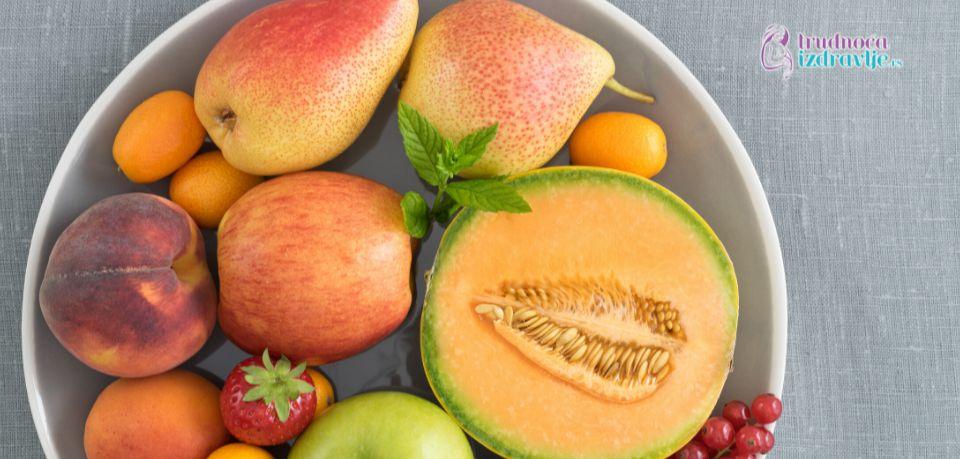 Bilo da se radi o gestacijskom dijabetesu, dijabetesu tip 1 ili 2, voće nije zabranjena namirnica.