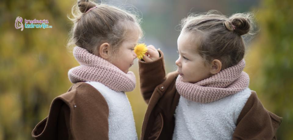 Imati blizance je sreća i posebno iskustvo.