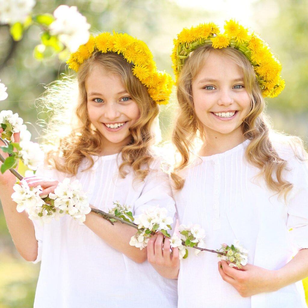 blizanci su dar sa neba