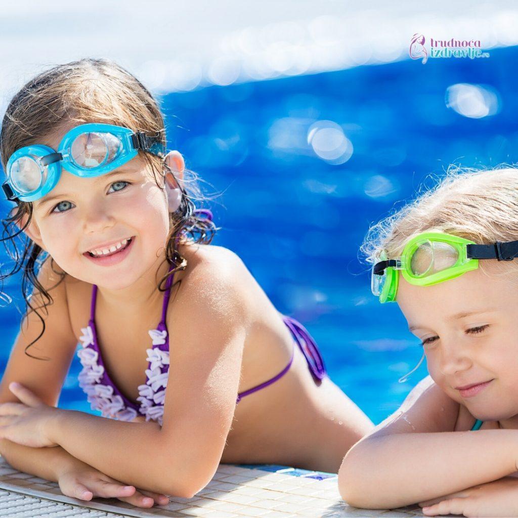 Plivanje je odličan izbor!