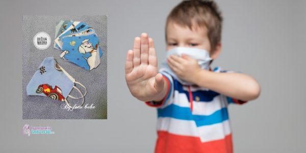 Kako sašiti masku za dete, mamu i tatu