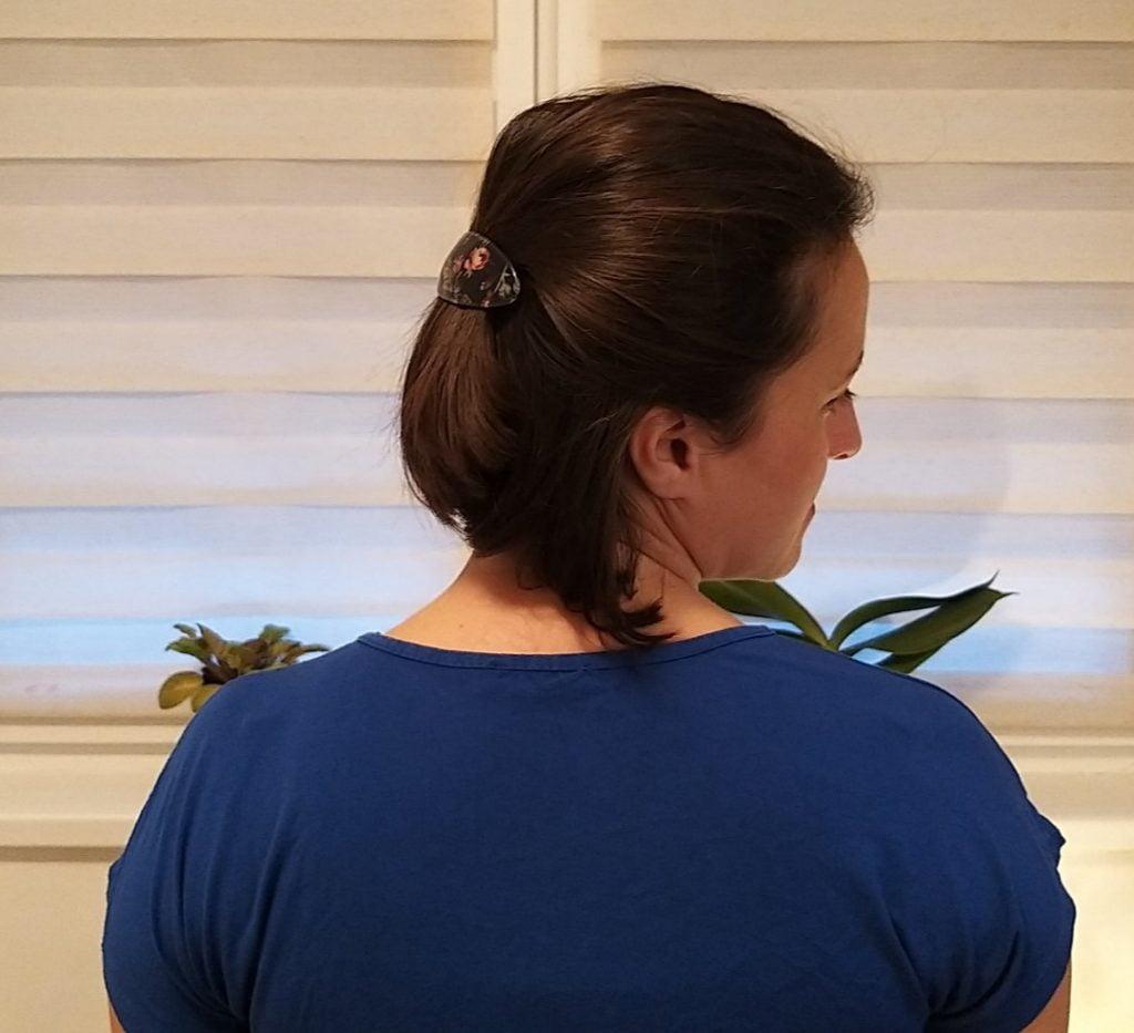 Lagane vežbe istezanja u ranoj fazi oporavka posle porođaja, za rastetećenje vratno ramene regije (4)