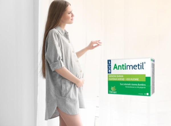 Jutarnja mučnina u trudnoći