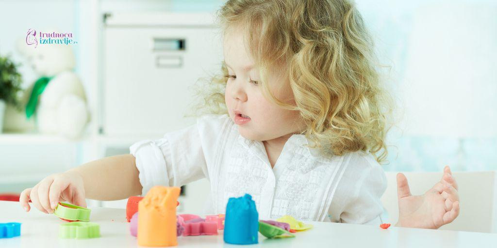 Kako da sami napravimo plastelin za mališane?