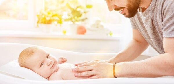 Masaža Kada Beba ima Grčeve u Stomaku