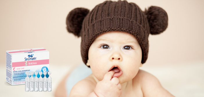 Sinomarin Babies - Za Čist Nos Vaše Bebe i Malog Deteta