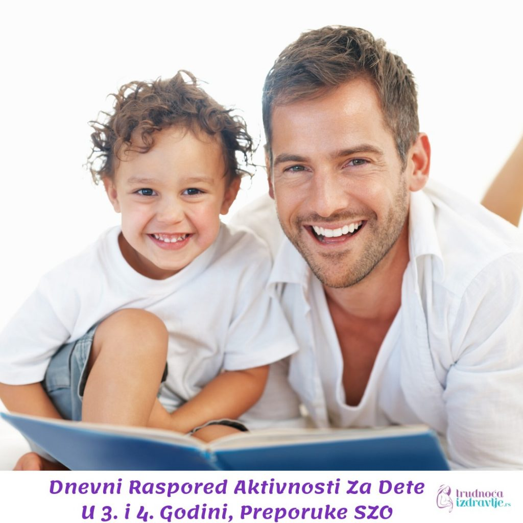 Dnevni Raspored Aktivnosti Za Bebu i Dete (3)