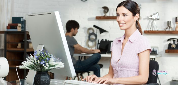 Zamor očiju pri radu na računaru