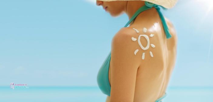 Zaštita kože žene na suncu leti i zimi
