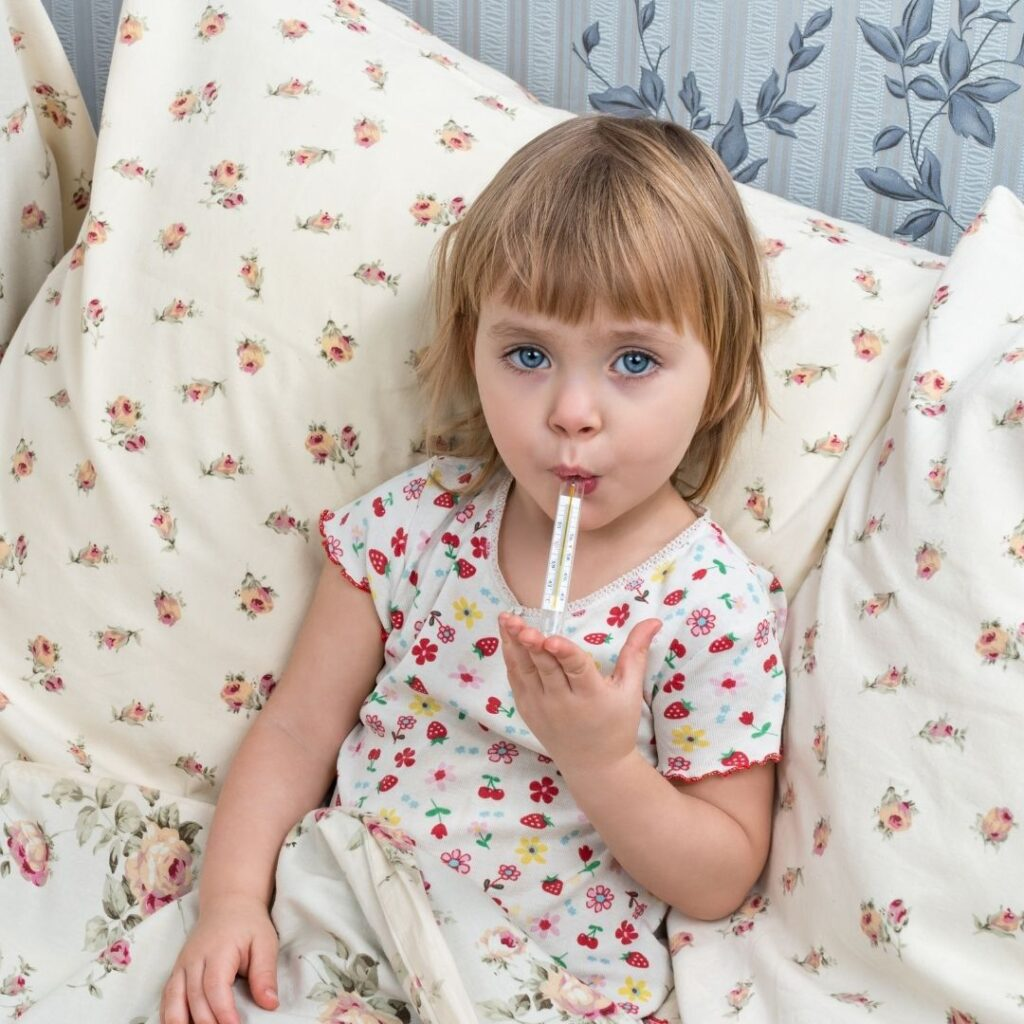 febrilne konvulzije, fras kod dece