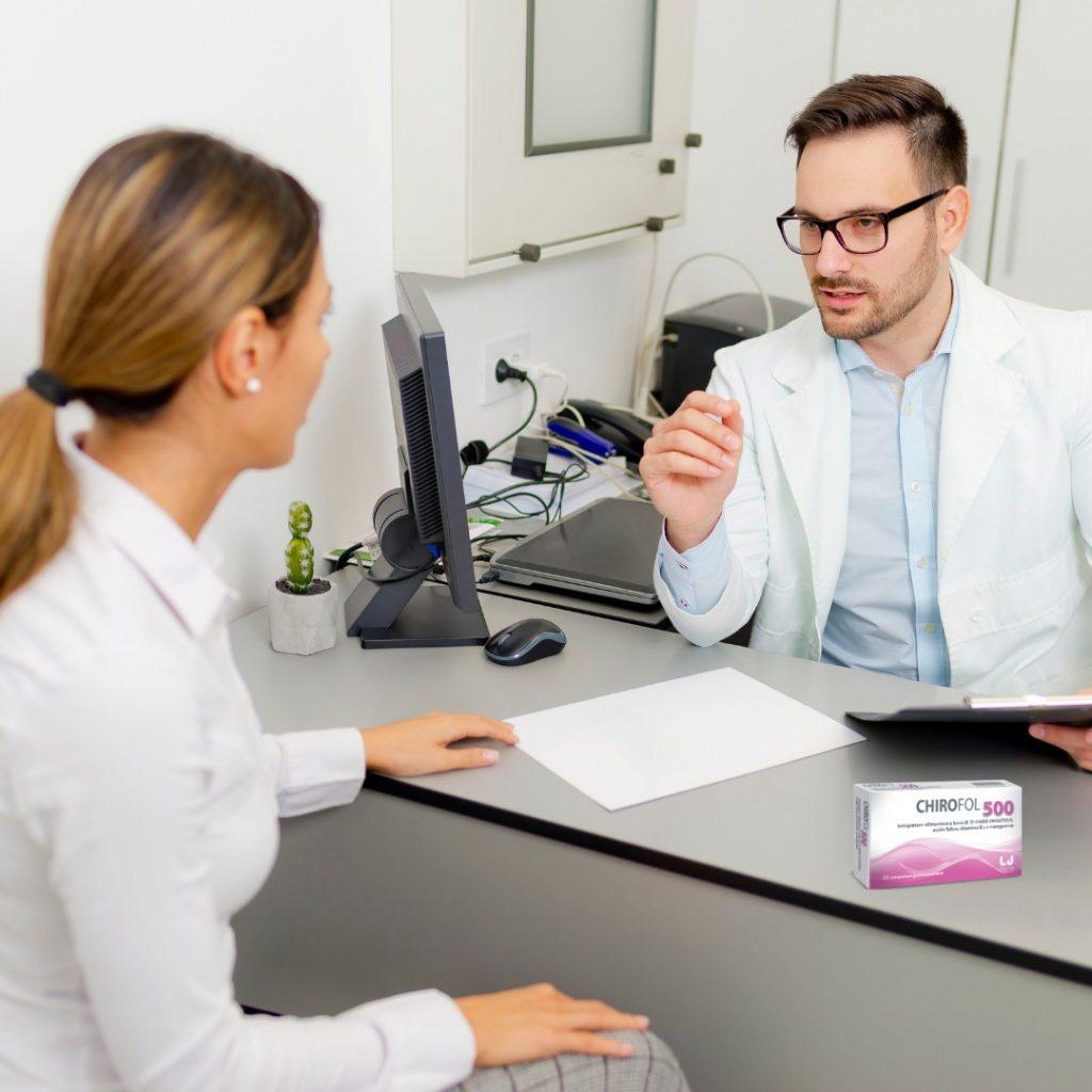 CHIROFOL 500 za prevazilazenje problema PCOS i regulisanje secera u krvi 2