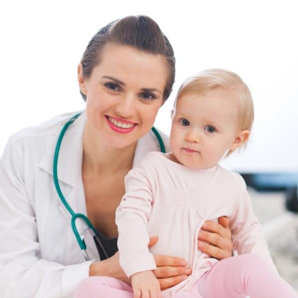 Probiotici i bebe rođene carskim rezom