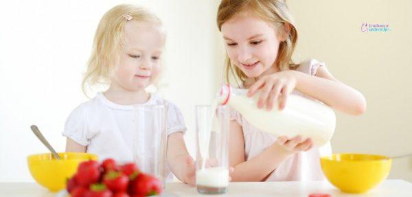 Žitarice u ishrani dece