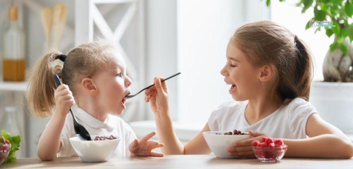Žitarice i zdrav doručak za dete