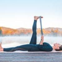 Supta Padangusthasana, vežba koja obnavlja celo telo