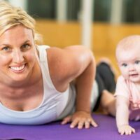Vežbanje posle porođaja