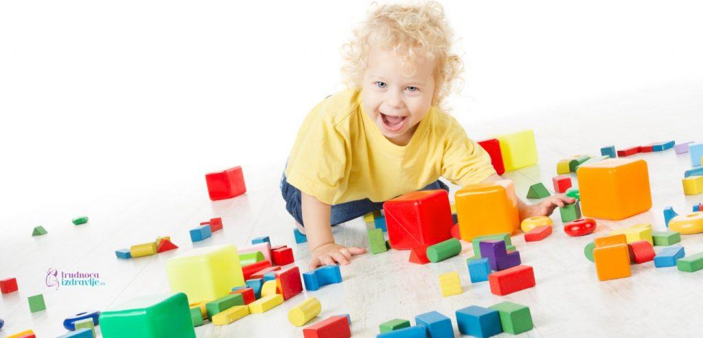Kako Biramo Igračke za Dete