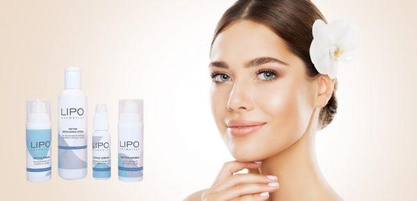 Lipo kozmetika za detoksikaciju kože lica