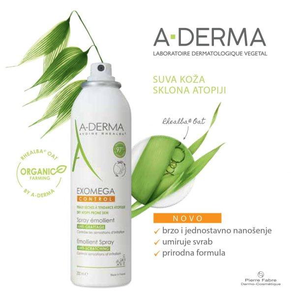 Misija brenda A-DERMAje da razvija prirodne i pouzdane, Clean & Green proizvode