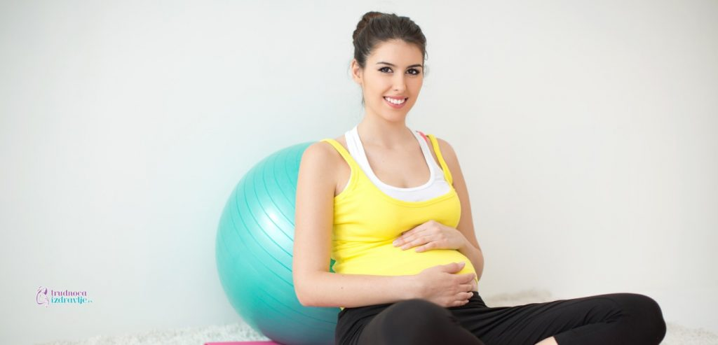 Vežbamo u trudnoći